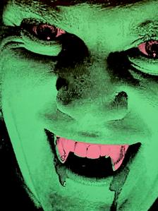 """""""Vampire Droogie"""" (mint) 1/2"""
