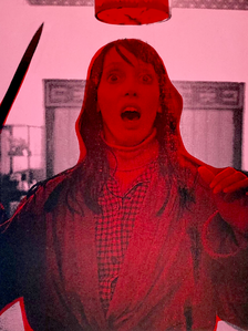 """""""Wendy In Red"""" 1/1"""