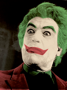 """""""Joker"""" (mint hair) 1/2"""