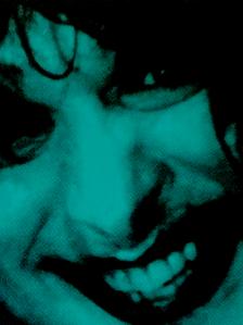 """""""Multiple Maniacs"""" (aqua smile) 4/4"""