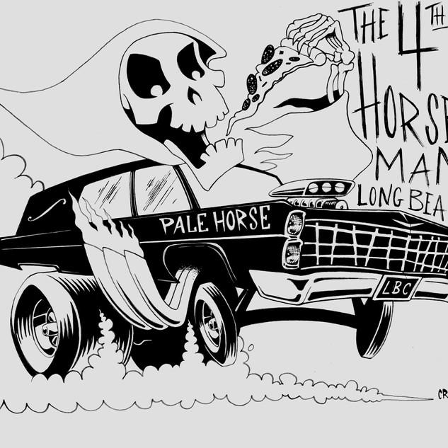 Pale Horsepower