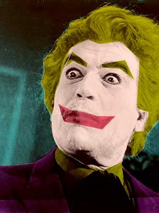 """""""Joker"""" (lime hair) 2/2"""