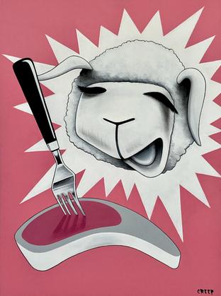 """""""Lamb Chops!"""""""