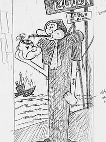 Sea Hag sketch