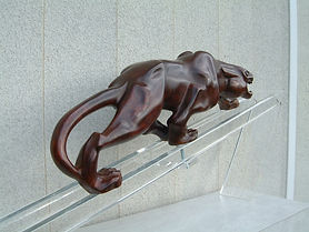 Jaguar Bronze