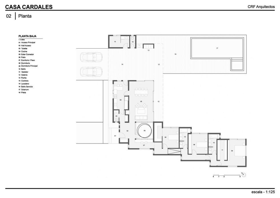 CASA CARDALES - LAMINA - 04 - Planta 1.1