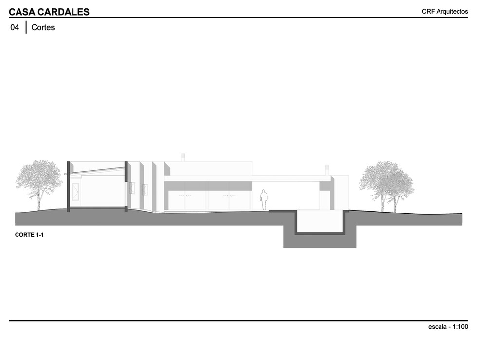 CASA CARDALES - LAMINA - 06 - Corte 1-1.