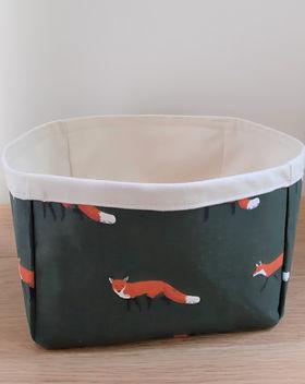 Fox Storage Box