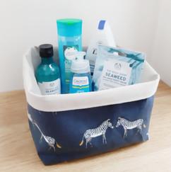 Sophie Allport Zebra storage box