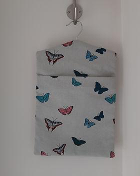 Butterfly Peg Bag