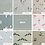 Thumbnail: ANY Sophie Allport Fabric Lampshade 30cm diameter