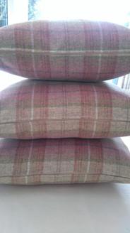 Matching cushions