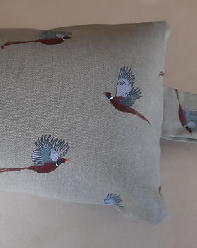 Pheasant Draught Excluder