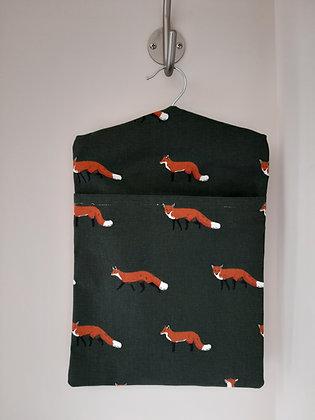 Fox Peg Bag