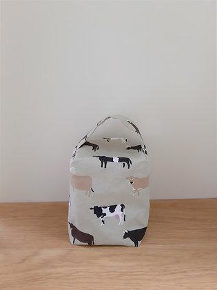 Cow Doorstop