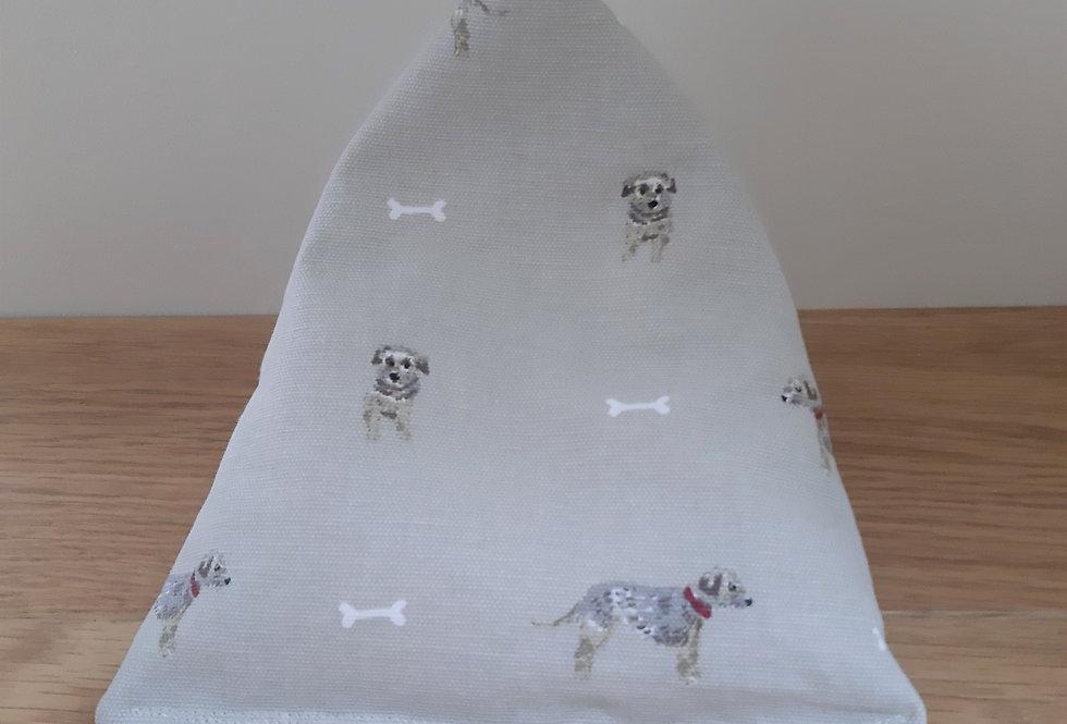 Terrier Mobile Phone Bean Bag Cushion