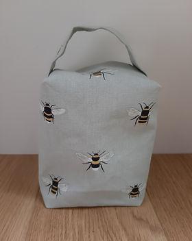 Bee Doorstop