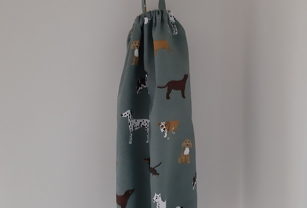 ANY Sophie Allport Fabric Carrier Bag Holder