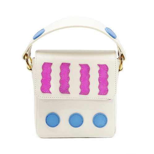 Rita Rainbow mini bag
