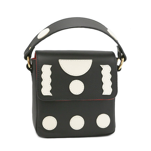 Rita Black mini bag