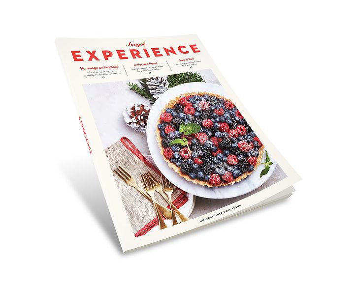 Longos Experience Magazine Conflict