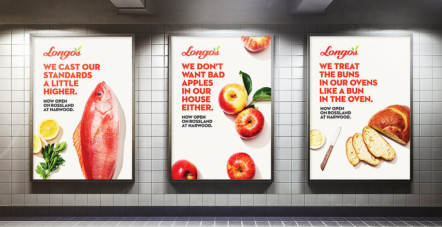 Longos Conflict Advertising