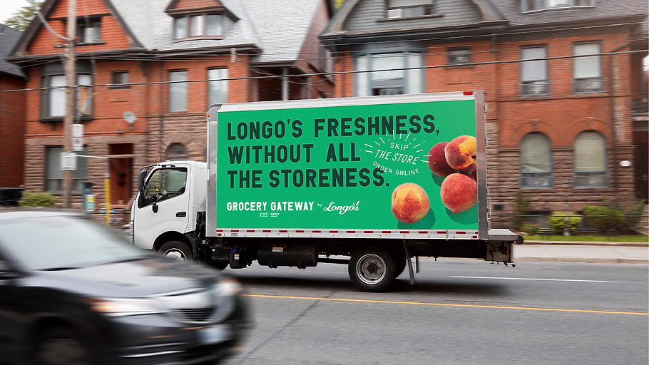 Grocery Gateway Longos Conflict Advertising