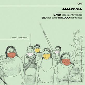 El extractivismo no paró