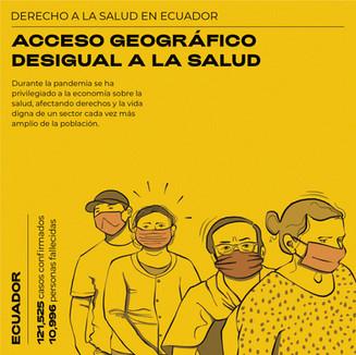 Acceso a la salud en Ecuador