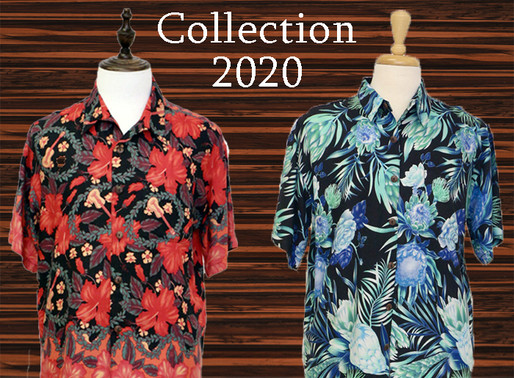 Do you have a collection of original Hawaiian shirts?
