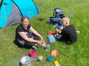 Cadets complete their Bronze DofE Expedition