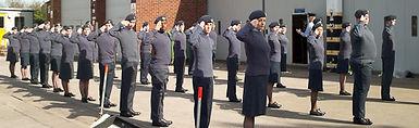 Oxford Air Cadets Parade