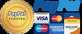 Loghi Pagamento Paypal Verificato Essemo
