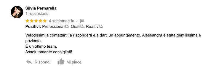 recensione studio google