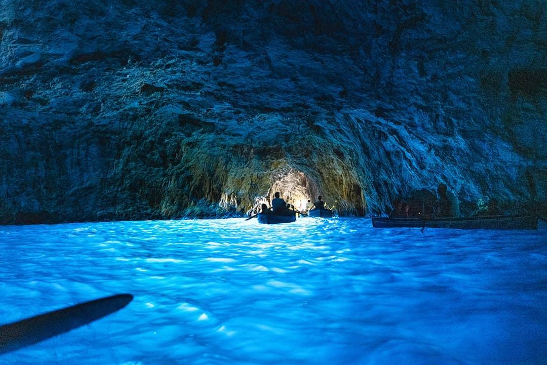 Le grotte di Capri