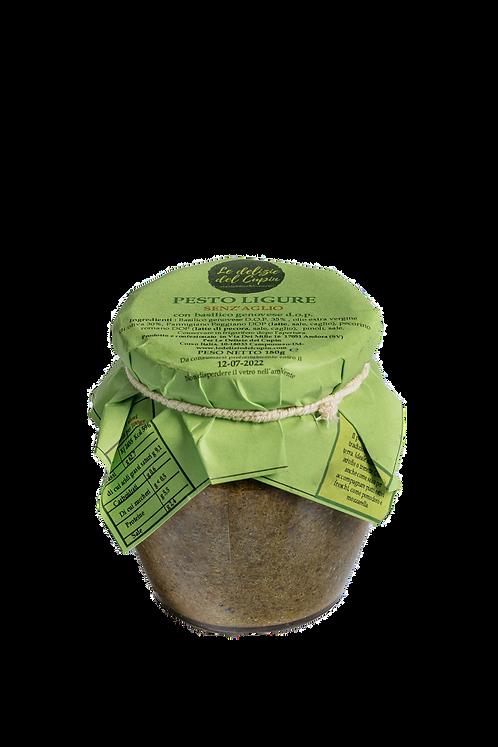 Pesto Ligure senza Aglio 180gr