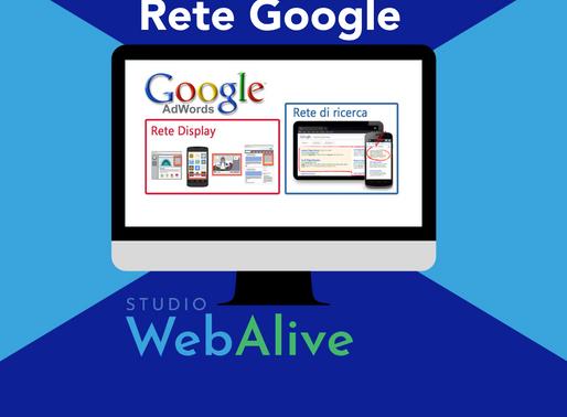 Rete Google, Rete Ricerca e Rete Display