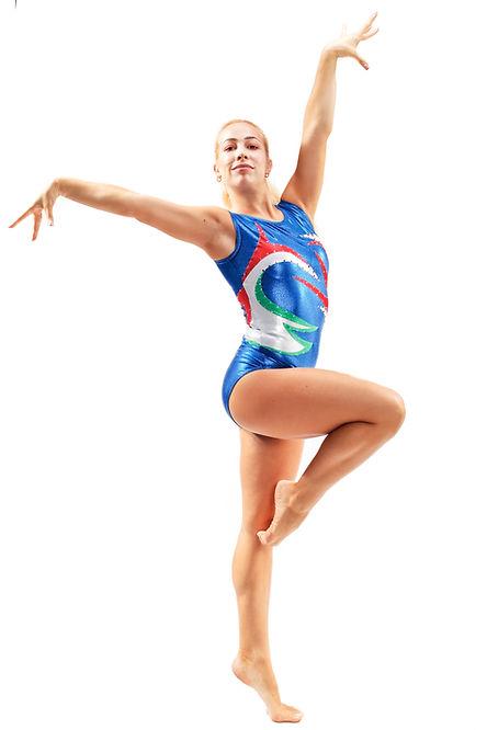 body ginnastica artistica
