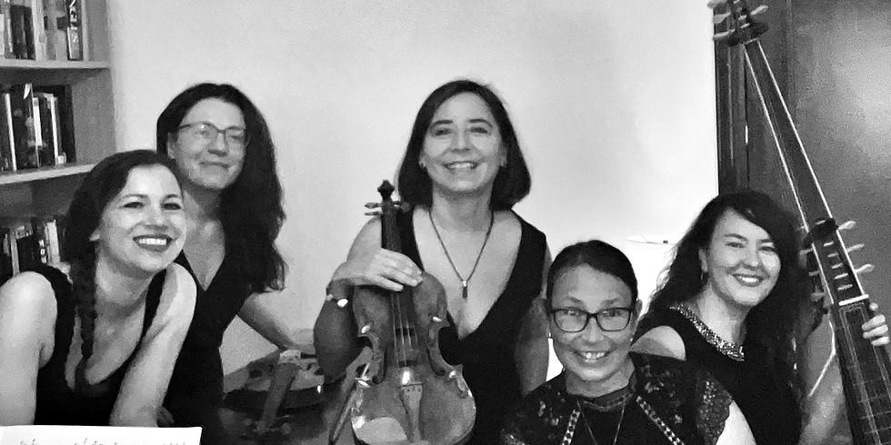 Concierto de presentación de Le Petit Ensemble
