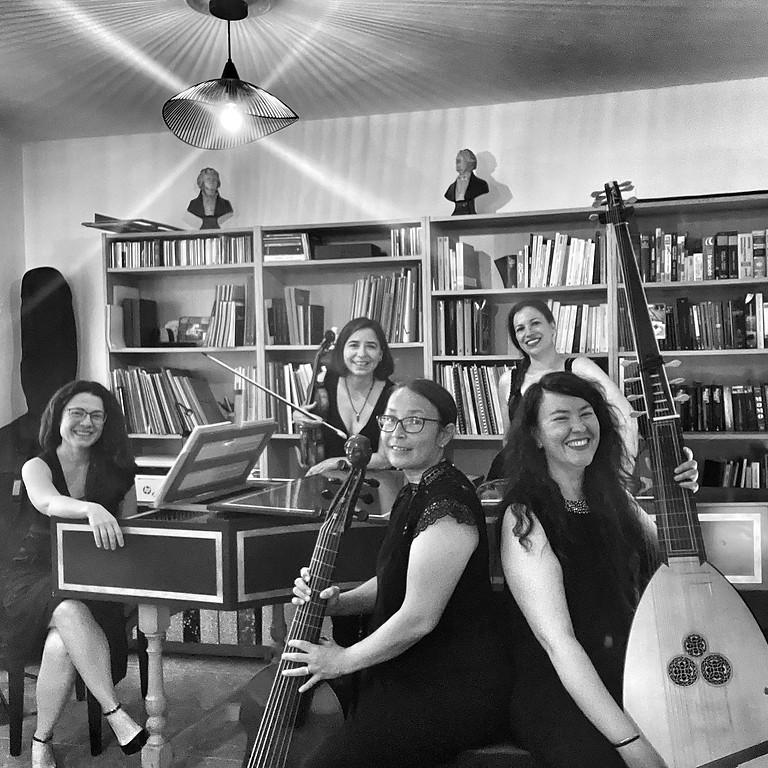 Concierto de presentación Le Petit Ensemble
