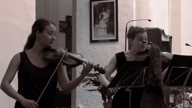 Resum projecte coproduït amb la Setmana de Música Antiga de la Colònia de Sant Pere (Mallorca)