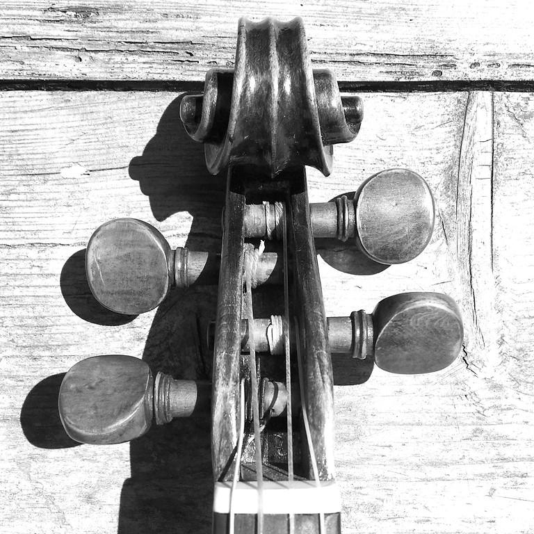 Clases de violín histórico online