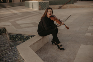 Eva violín
