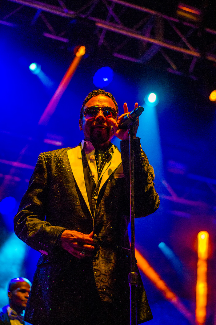 Morris Day & the Time - Gathering 2019