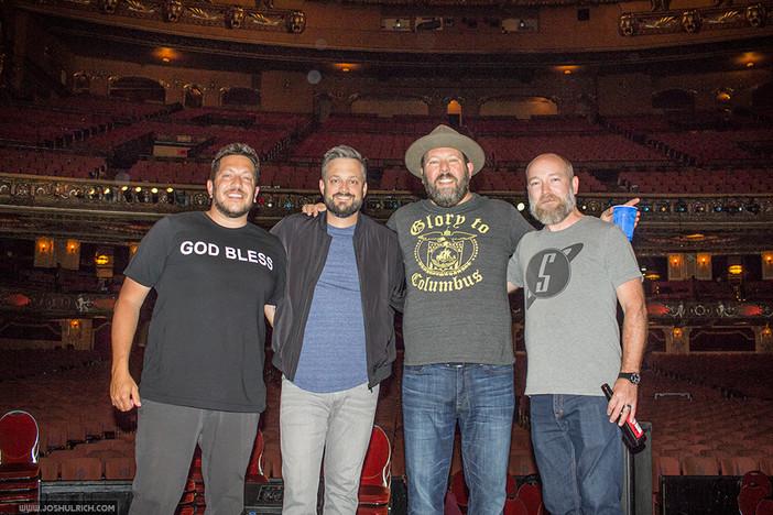 Nate Bargatze, Kyle Kinane, Sal Vulcano & Bert Kreischer - The Tour Tour