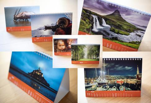 Kalender World Geographic Excursion