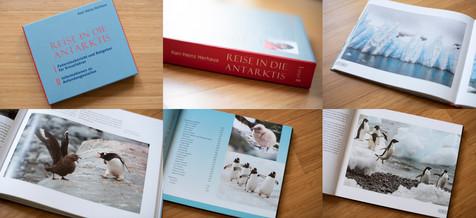 Buch: Reise in die Antarktis
