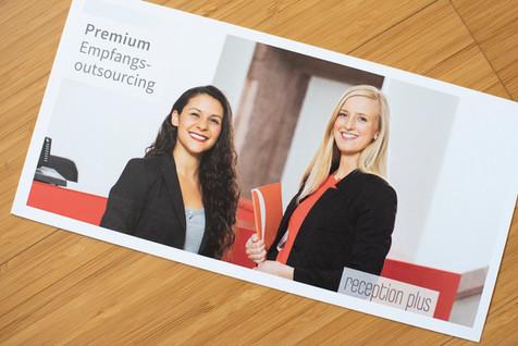 Flyer: Reception Plus