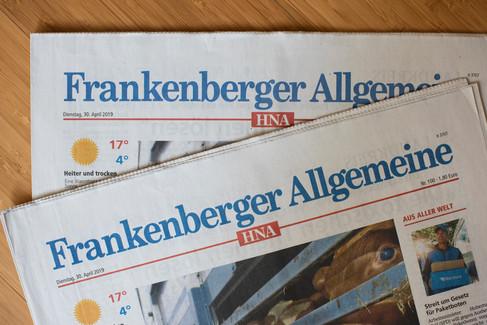 Frankenberger Allgemeine