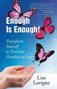 15.+Enough+Is+Enough!+Transform+Yourself